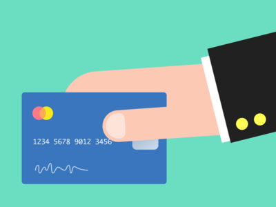 Billing email graphic credit card payment billing