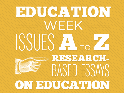 The Glossary of Education Reform