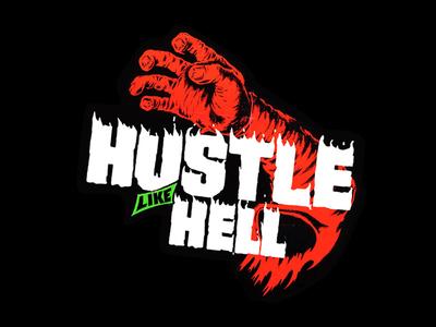 Aint no Hustle like a Zombie Hustle
