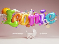 Leonie Birthcard