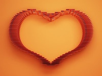 Ing Creditcards heart
