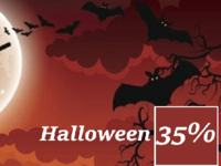 Sale! 35% Halloween Joomla Discount