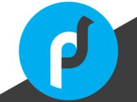 New PCMShaper(PS) Letter Logo
