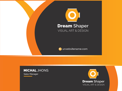 Shaper Business Card Template