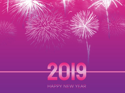 2019 Banner Design graphics happy new year png psd new year 2019 new year 2019 year design