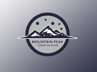 Mountaite - Mountain Free Logo Template