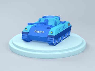 C4D036-01 Tanks