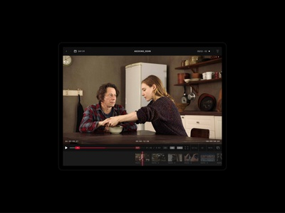 Dailycious app application app library product film editor metadata media queries media video cinema player