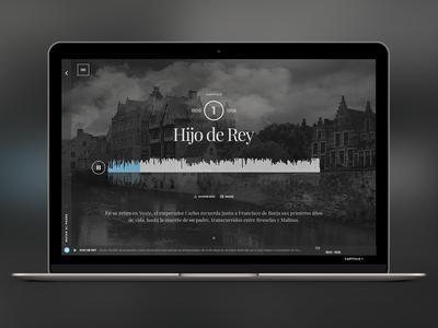 Carlos V - Rey Emperador - Podcasts Area