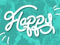 Happy Type