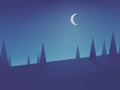 Night Slope
