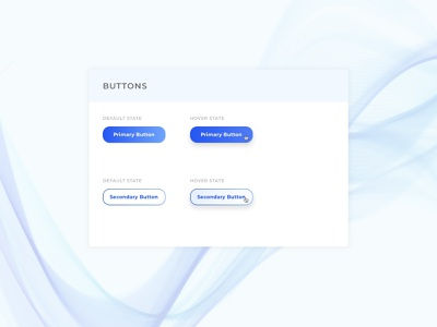 Daily UI #083 : Buttons modern branding simple design interface design daily ui