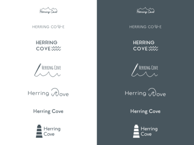 Herring Cove Logo Ideas V1
