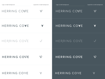 Herring Cove Logos V2