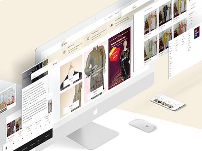 Runway icon design web ux ui website branding