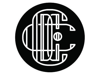 Cairn Champagne Design Co. typography branding logo monogram