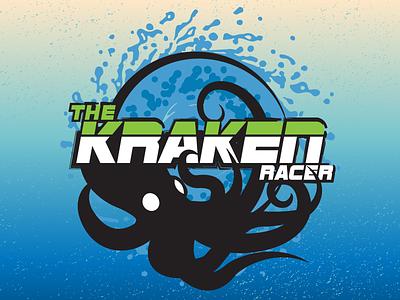Kraken Logo branding illustration logo