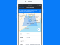 Surftrip Planning App
