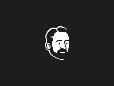 Self-portrait logo