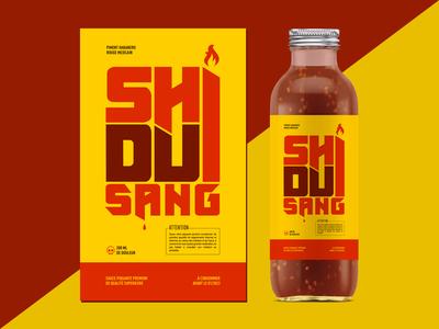 Shidusang hot sauce