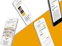 Webdesign - De Leesclub van Alles