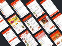 Meiliwan App screenshots