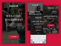 Reebok Crossfit App