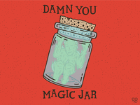 Damn You Magic Jar
