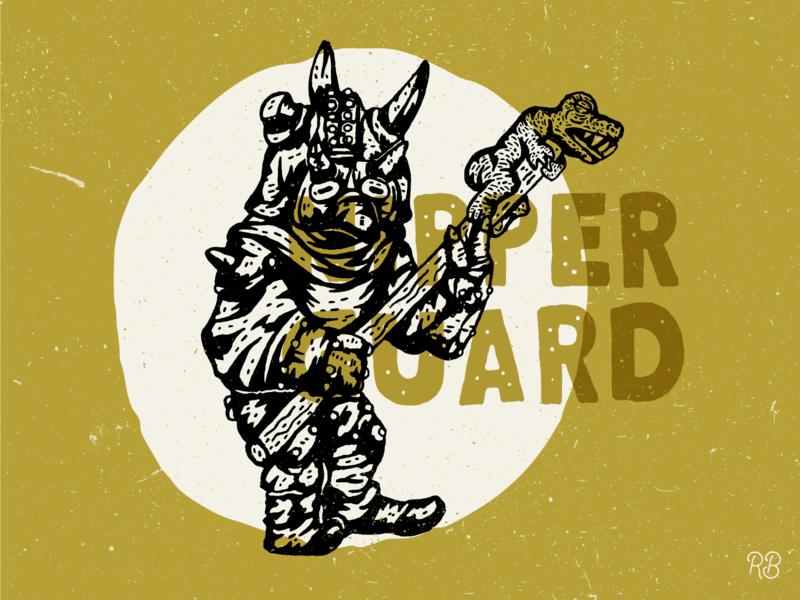 Nipper Guard Goblin