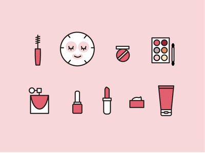Makeup Icon icon skincare makeup