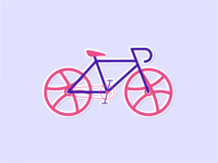 My Dribbble Sticker!