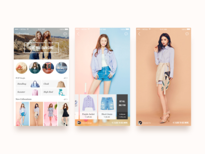 Collocation Channel buy shopping store shop app