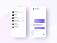 Sanchitsharma message platform within an app