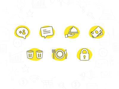 FellaFeeds icons (feedback based app)