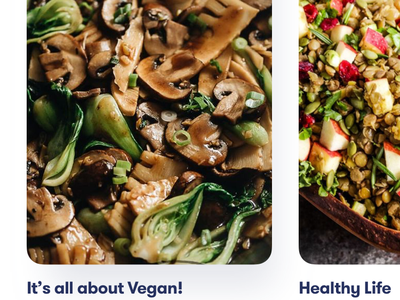 Book a restaurant table and order online - ios App vegetarian vegan delivery menu gradient white mobile red ios food app minimal ui food order