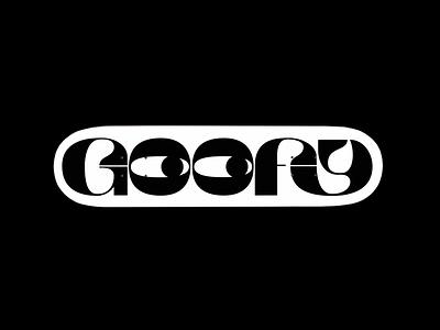Sk8 skateboard eyes typography custom type