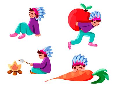 Part2 digitalart digitalpainting character design character illustration