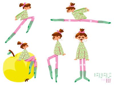 Barbare The Elf ✨ elf digitalpainting digitalart character design illustration