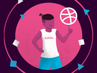 One Dribbble Invitation For You