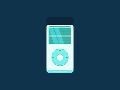 iPod old school player music apple ipod
