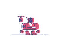Robot Friends