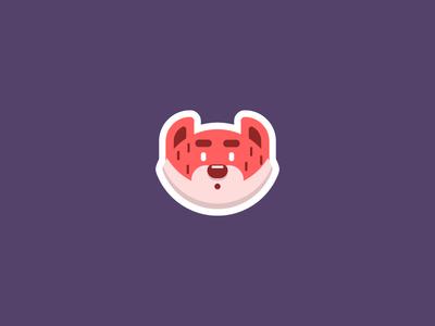 Fox Sticker!