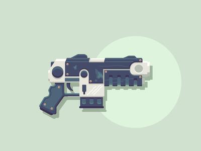 Lock n' Load : Warhammer 40K Modified Bolt Pistol