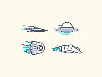 FTL Starships
