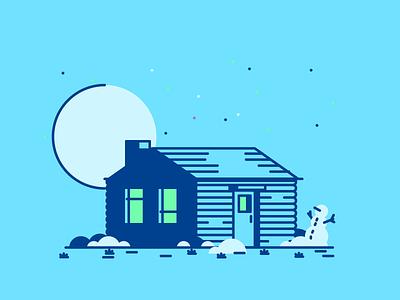 New House 3 grass trees door windows garage home house graphic design illustration