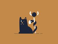 Egyptian Feline
