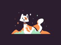 Vectober Cat
