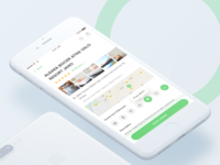 Booking App UI | Exploration
