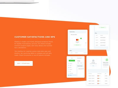 Supportbench Website Redesign creative landing page ui trend home page freedom customer support getcollect helpscout zendesk supportbench