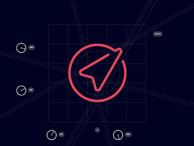 IB - Internal App Icon icon branding logo design systems